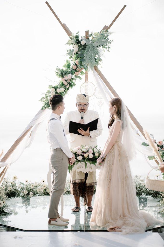 Aldora & Henry Wedding by KAMAYA BALI - 007