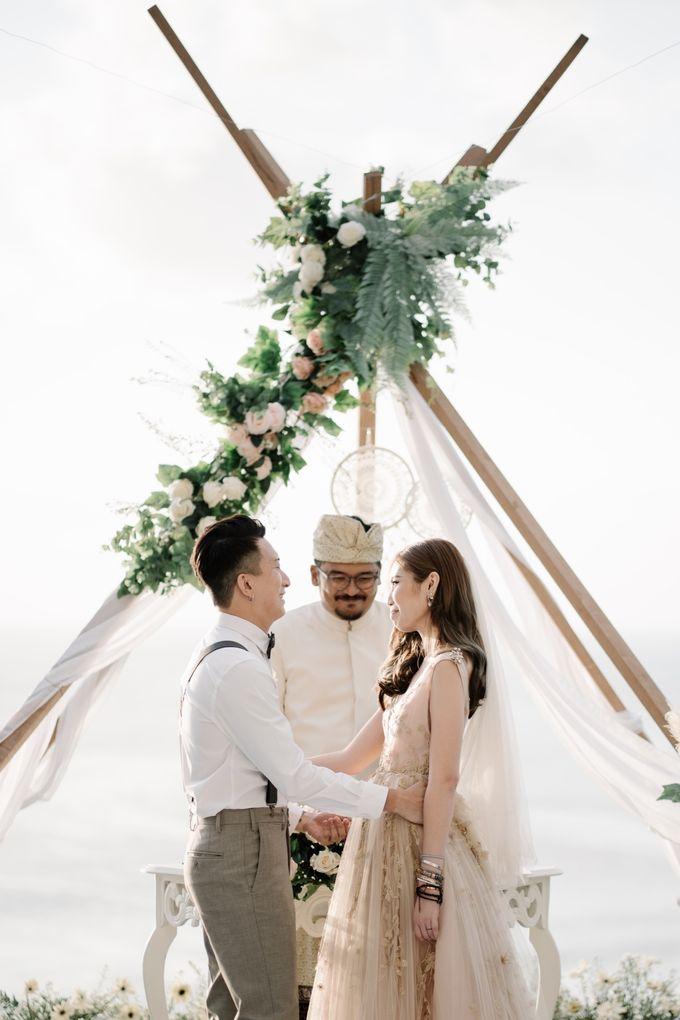 Aldora & Henry Wedding by KAMAYA BALI - 006