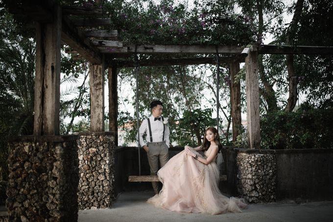 Aldora & Henry Wedding by KAMAYA BALI - 003