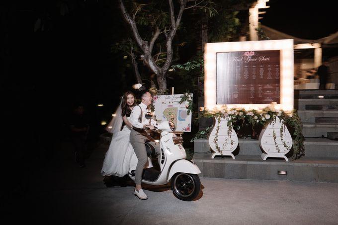 Aldora & Henry Wedding by KAMAYA BALI - 011