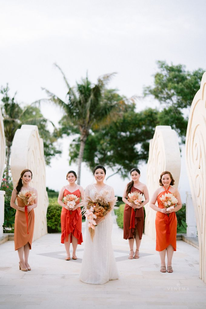 Henry & Anastashia by Bali Wedding Paradise - 009