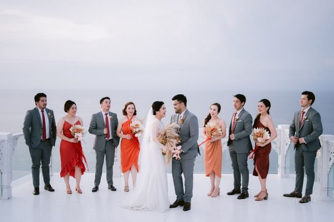 Henry & Anastashia by Bali Wedding Paradise - 008