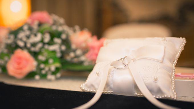 Henry & Glynnis Wedding by SK Jewellery - 002