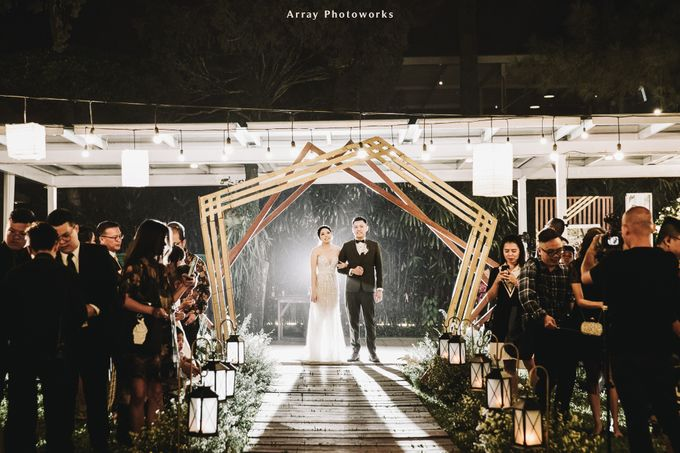 The Wedding of Henry and Stefanie by Elior Design - 021