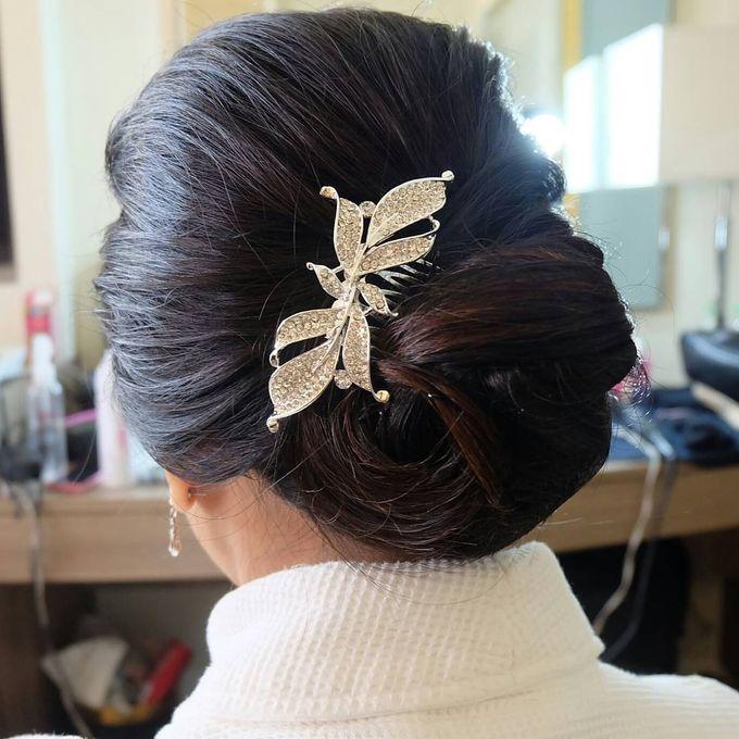 Hair by Diana May Makeup Artistry - 001