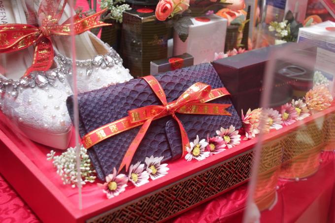 Sangjit Ceremony : Agus & Secilia by Heritage Sangjit - 006