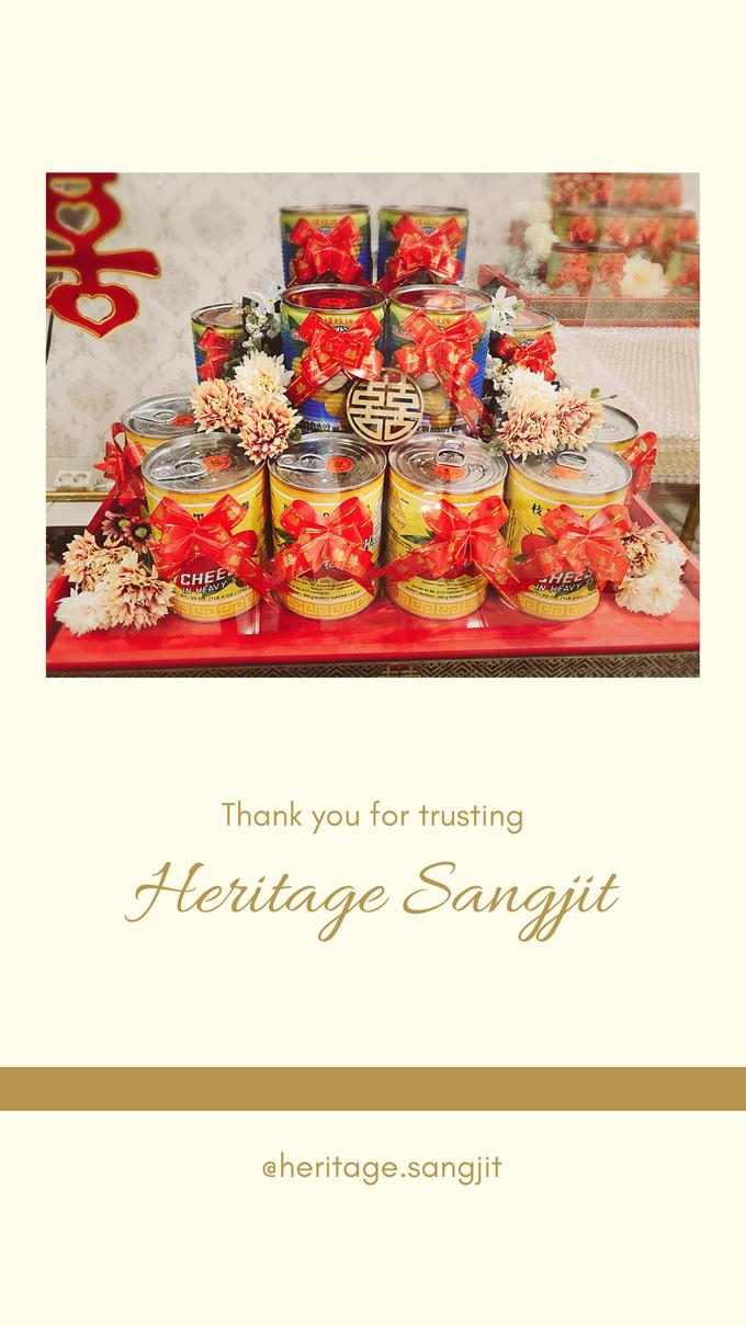 Sangjit Ceremony : Agus & Secilia by Heritage Sangjit - 015