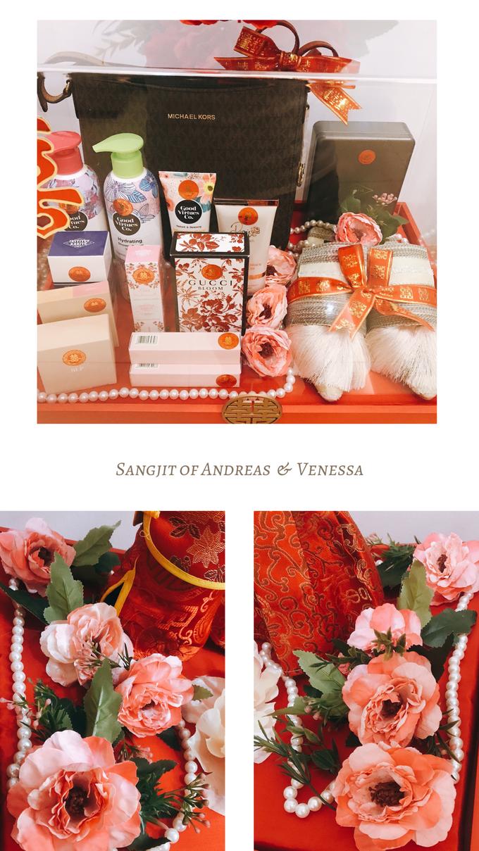 Sangjit Ceremony : Andreas & Venessa by Heritage Sangjit - 001
