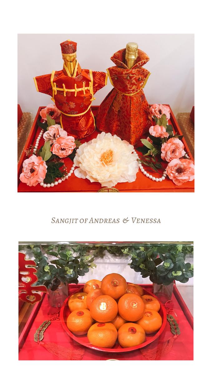 Sangjit Ceremony : Andreas & Venessa by Heritage Sangjit - 004