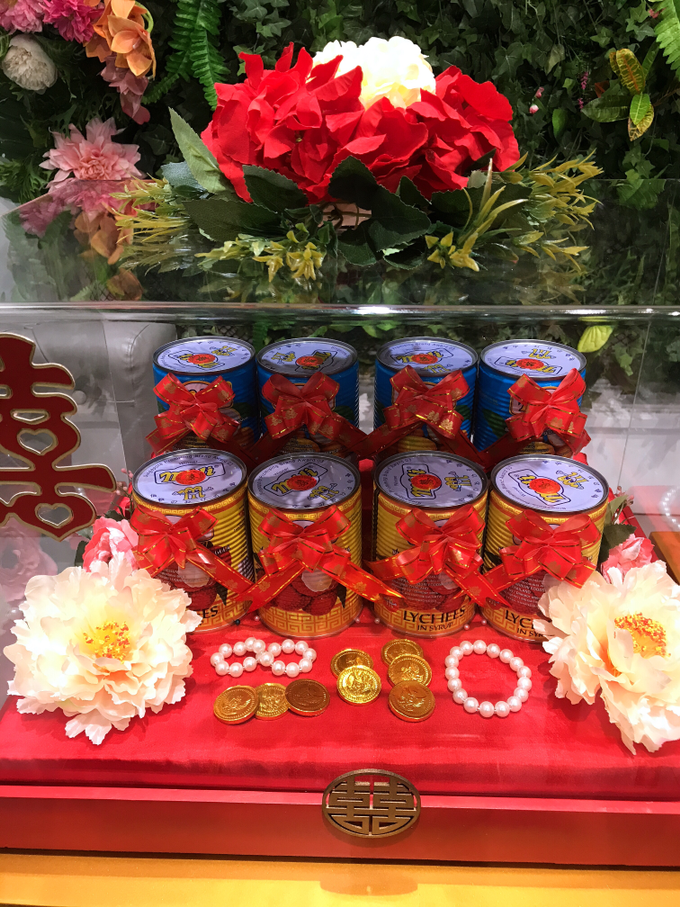 Sangjit Ceremony : Andreas & Venessa by Heritage Sangjit - 007