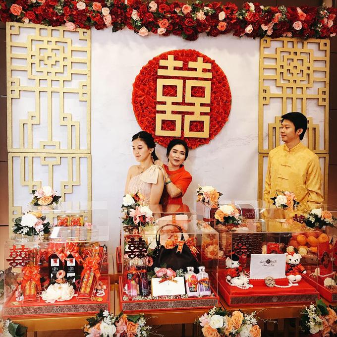 Sangjit Ceremony : Iwan & Nani by Heritage Sangjit - 012