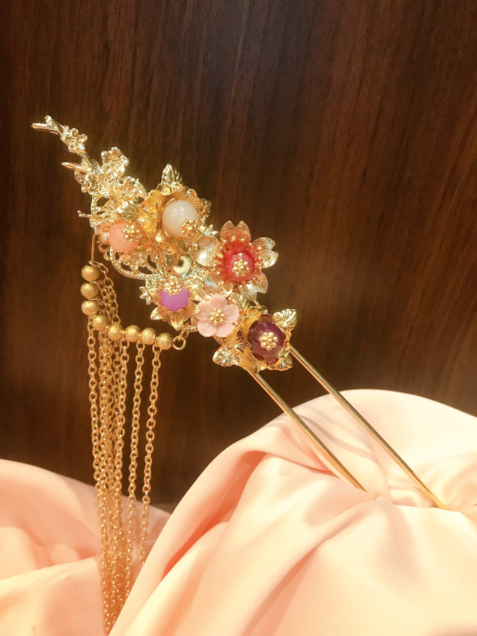 Hairpiece Collection by Heritage Sangjit - 014