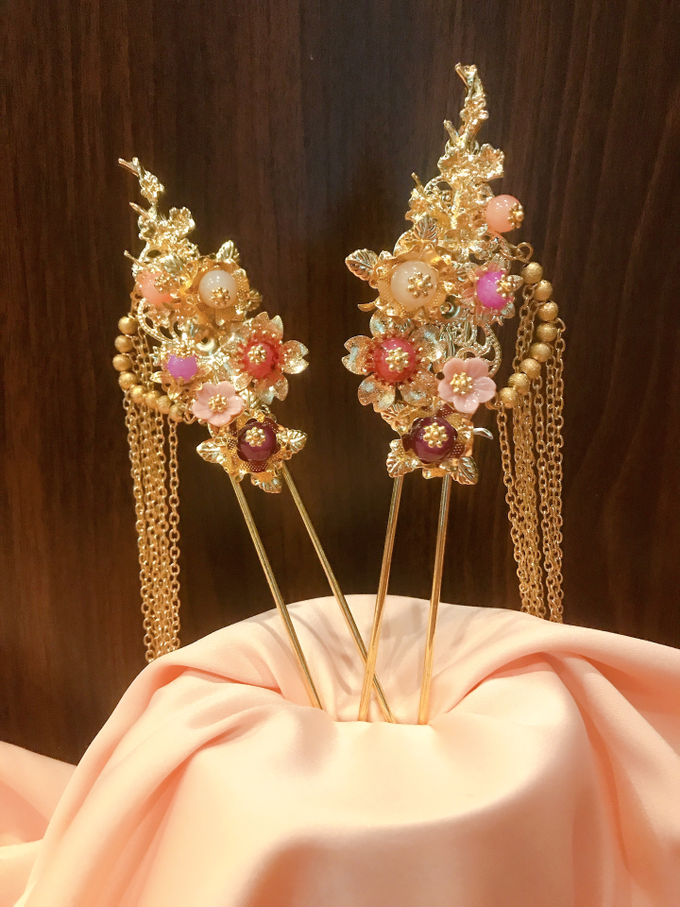 Hairpiece Collection by Heritage Sangjit - 015