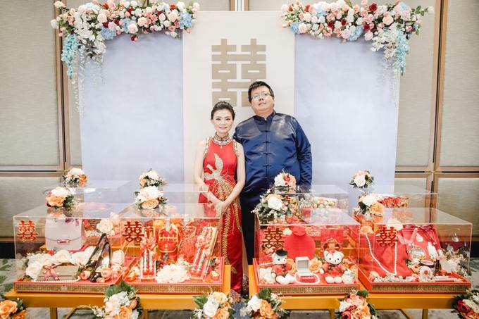 Sangjit Ceremony : Didit & Cindy by Heritage Sangjit - 003