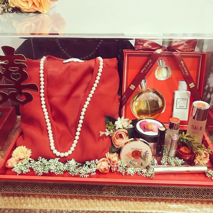 Sangjit Ceremony : Didit & Cindy by Heritage Sangjit - 013