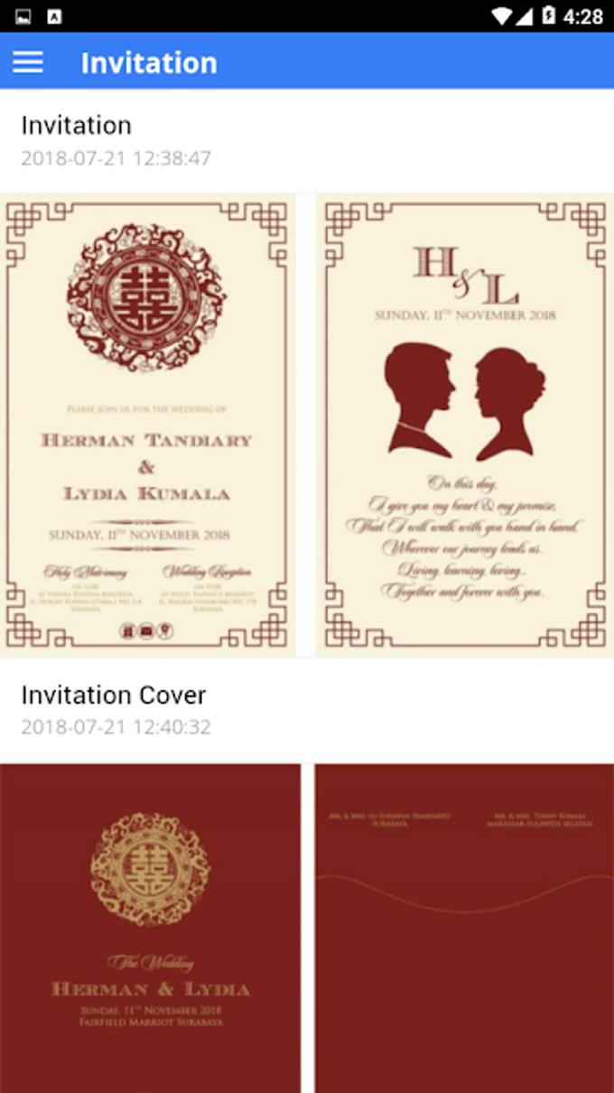 Herman & Lidya Wedding by Wedding Apps   Bridestory.com