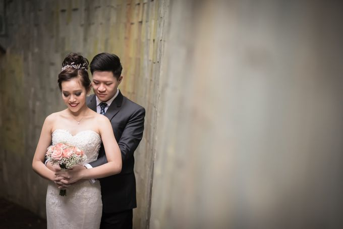 Pre-wedding - Herman & Jia Jia by A Merry Moment - 001