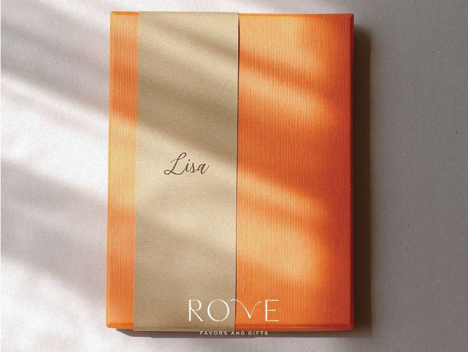 Heru & Rachel - Custom Gift Set by Rove Gift - 001