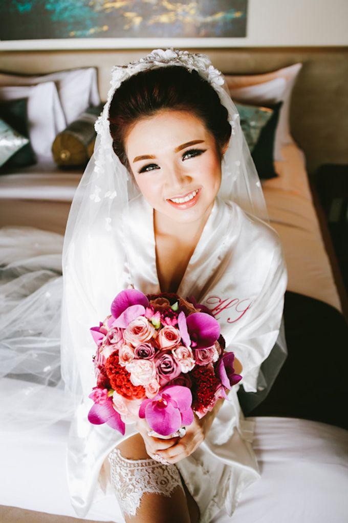 Awin & Synthia Wedding by Tefillah Wedding - 002