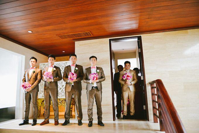 Awin & Synthia Wedding by Tefillah Wedding - 005