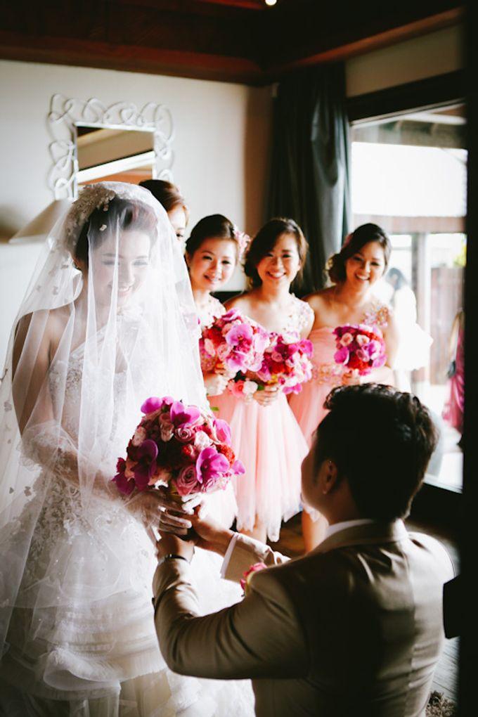 Awin & Synthia Wedding by Tefillah Wedding - 006