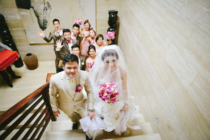 Awin & Synthia Wedding by Tefillah Wedding - 007