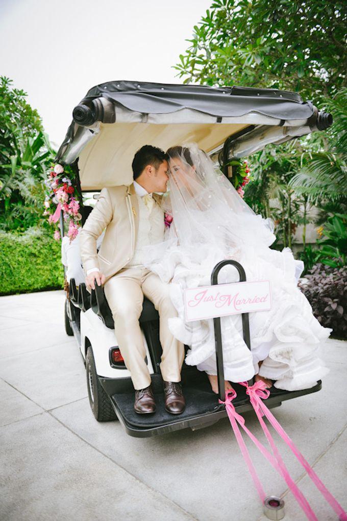 Awin & Synthia Wedding by Tefillah Wedding - 004
