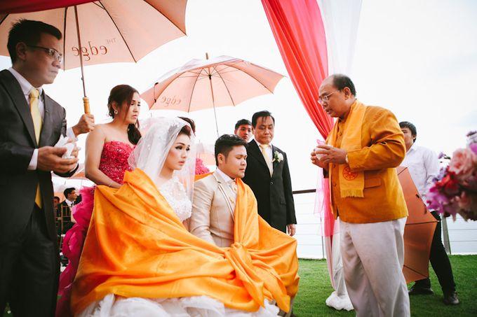 Awin & Synthia Wedding by Tefillah Wedding - 008
