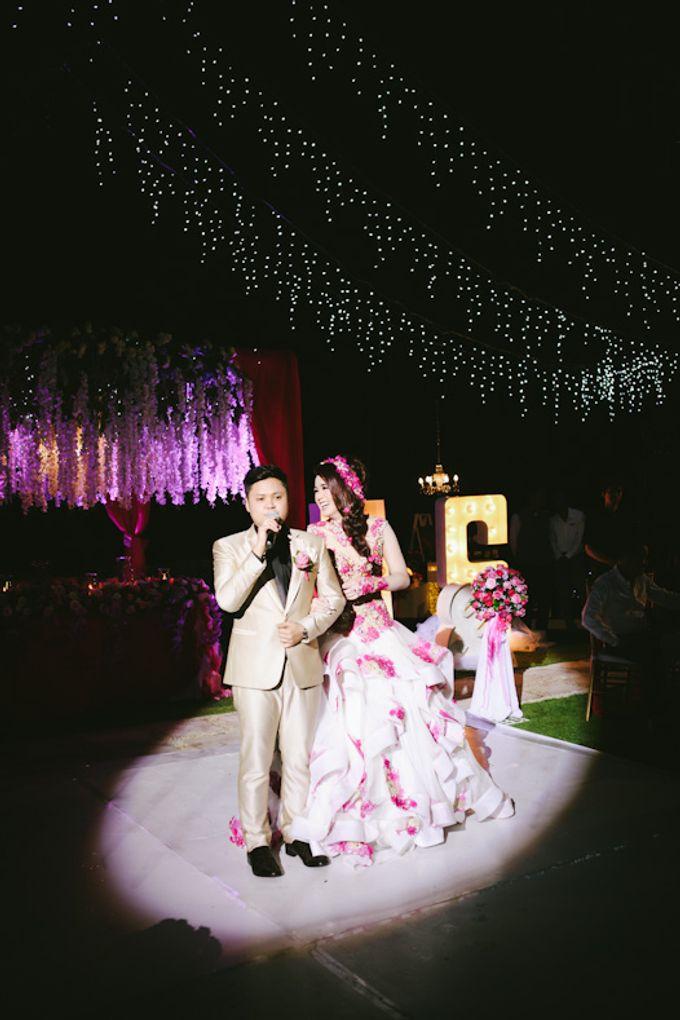 Awin & Synthia Wedding by Tefillah Wedding - 012