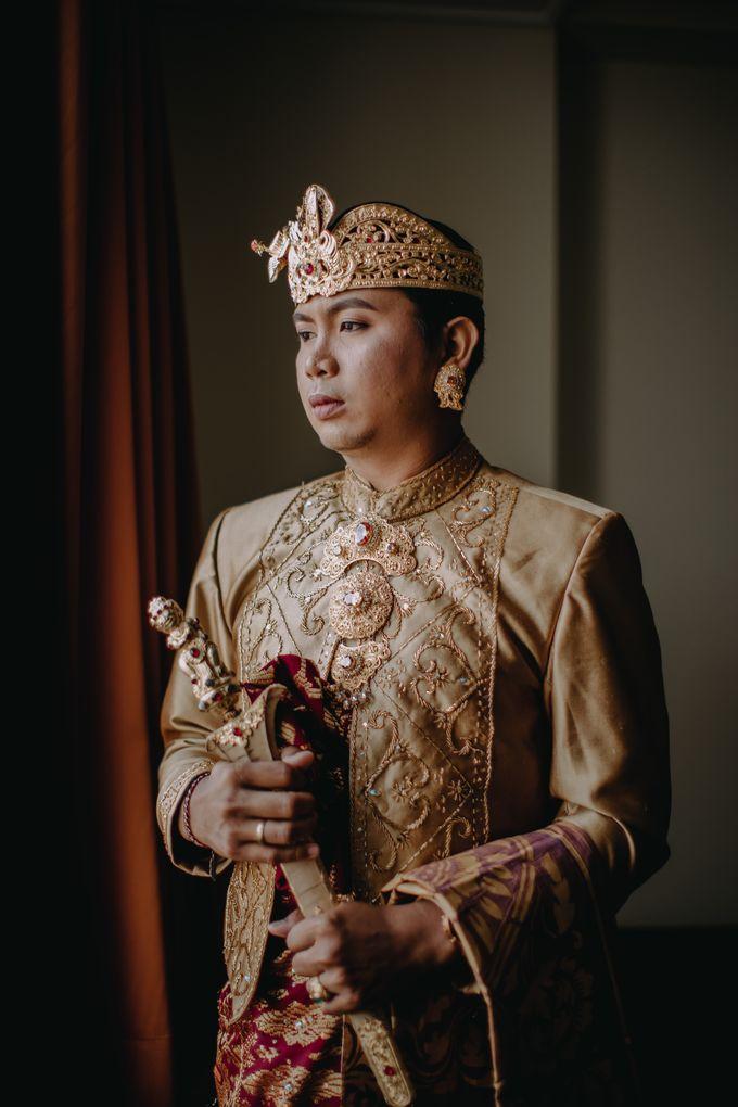 Balinese Wedding of Krishna & Bunga by Hexa Images - 025