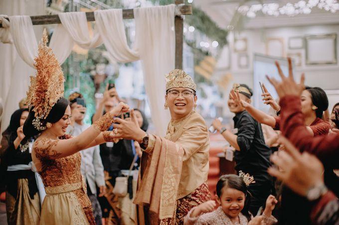 Balinese Wedding of Krishna & Bunga by Hexa Images - 034