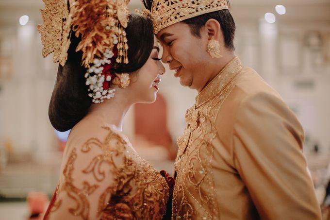 Balinese Wedding of Krishna & Bunga by Hexa Images - 036