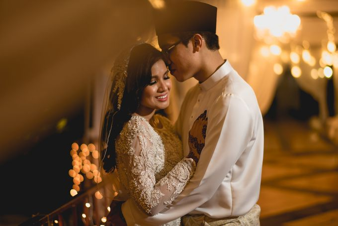 The Solemnization of Elliyana & Raof by Twinception Productions - 005