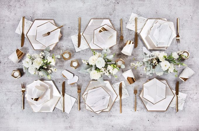 Blanc Collection by Party Modern - 003