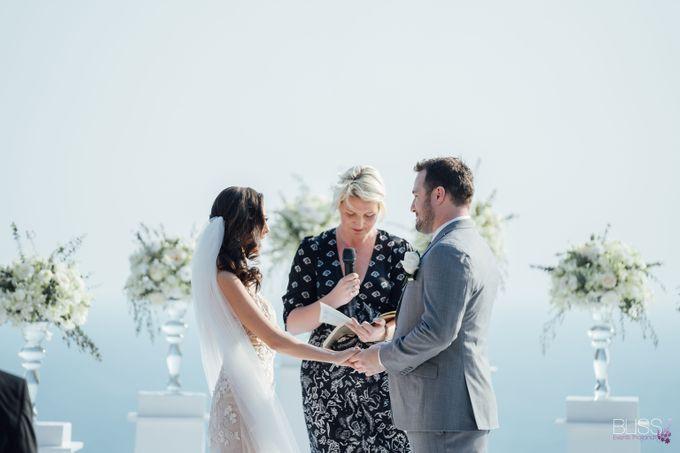 Wedding at villa Aye Phuket Thailand by BLISS Events & Weddings Thailand - 005