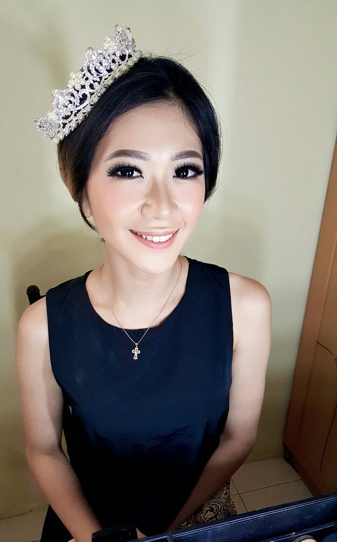 Make Up Ms Patricia by Flo Make Up Artist - 005