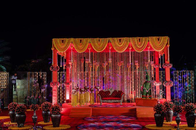 NIDHI WeDDING by Nuptials by Priyanka Pandey - 016