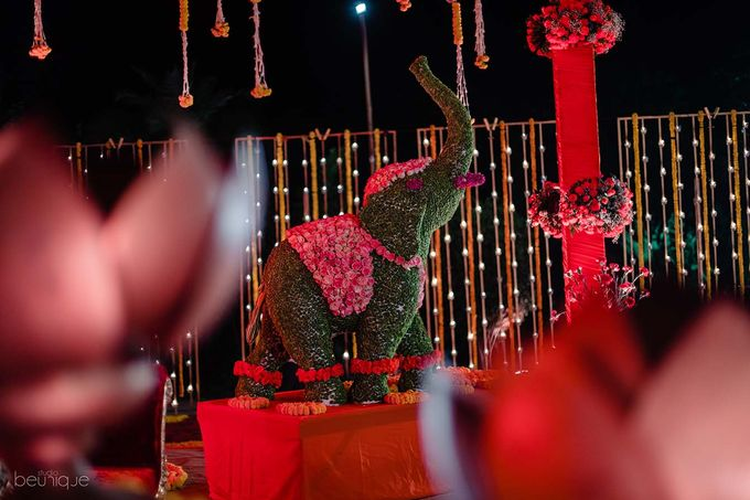 NIDHI WeDDING by Nuptials by Priyanka Pandey - 017