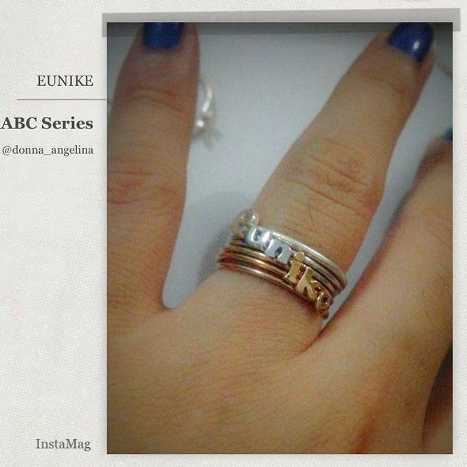 Name & Initial by DA Jewelry - 038
