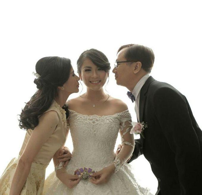 Wedding Day Of Ferryandi & Griticia by Edelweis Organizer - 001