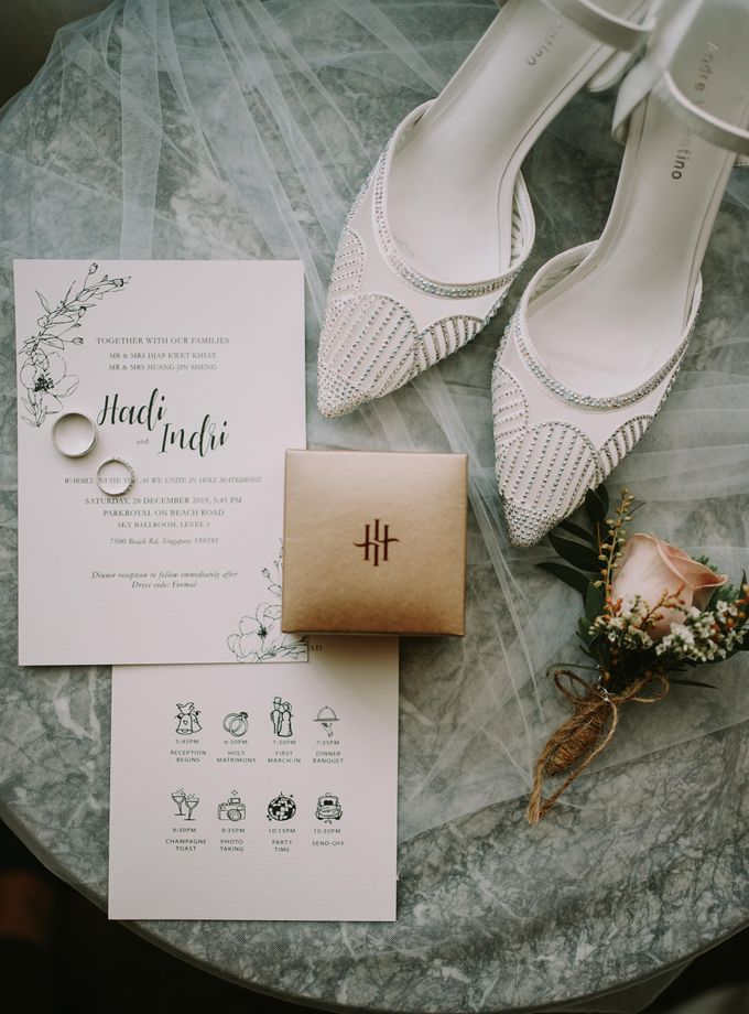 Hadi & Indri Wedding Day Part 1 by Filia Pictures - 015