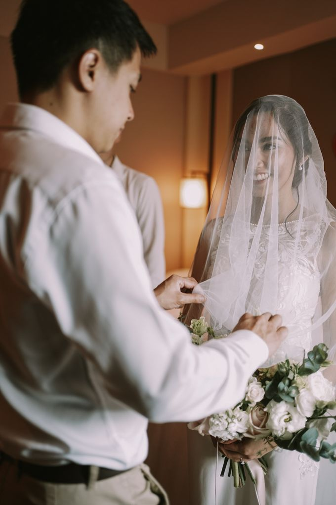 Hadi & Indri Wedding Day Part 1 by Filia Pictures - 024