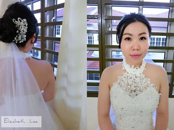 Wedding Day Bride Makeup Service by Elizabeth Lee Makeup Artist - 008