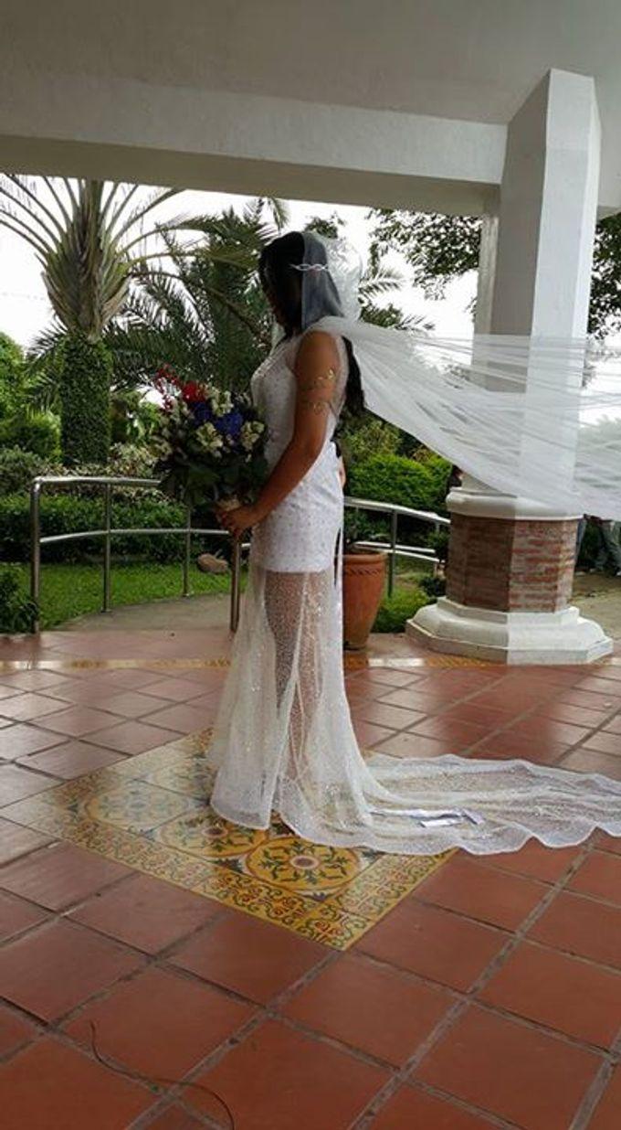 Pearl and Ryan's Wedding by Bryan Cinco Designs - 002