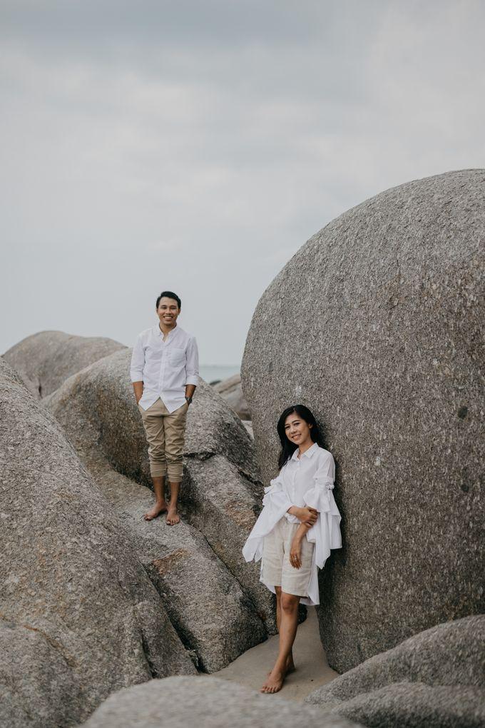 Adila & Tovan Prewedding (Hieros) by Hieros Photography - 010