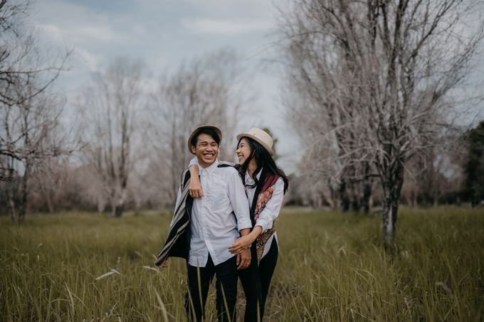 Adila & Tovan Prewedding (Hieros) by Hieros Photography - 013
