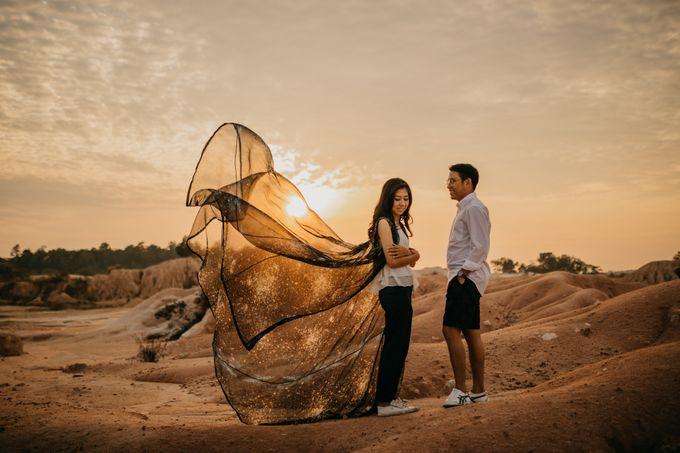 Adila & Tovan Prewedding (Hieros) by Hieros Photography - 015