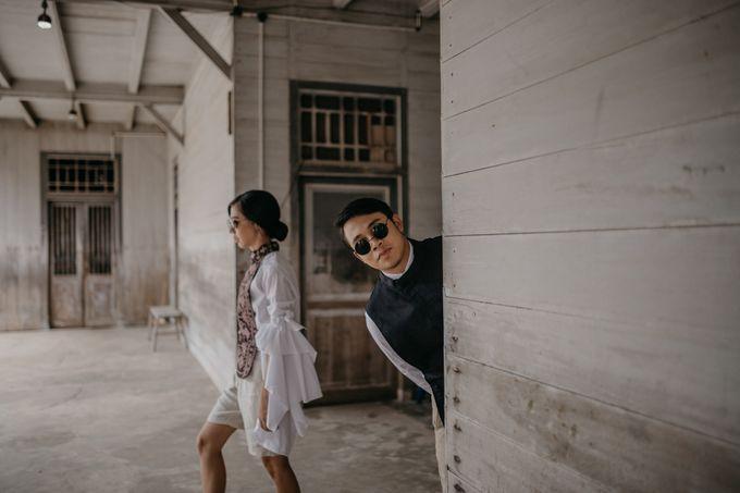 Adila & Tovan Prewedding (Hieros) by Hieros Photography - 002