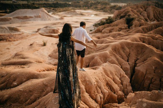 Adila & Tovan Prewedding (Hieros) by Hieros Photography - 019