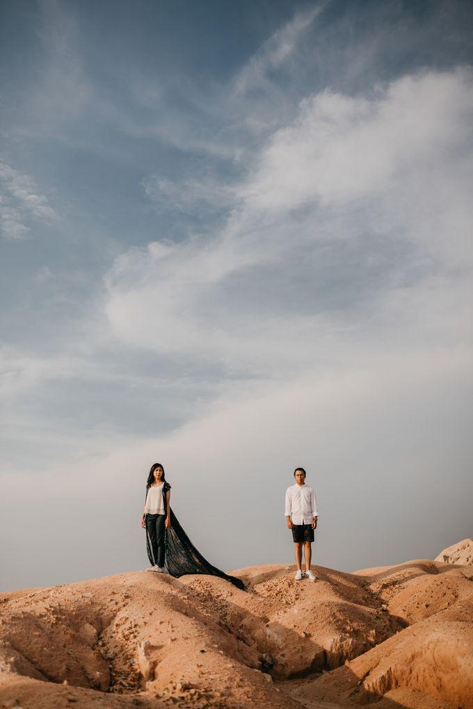 Adila & Tovan Prewedding (Hieros) by Hieros Photography - 020